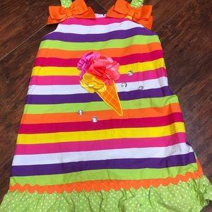 🍦 Kids ice cream dress 🍦